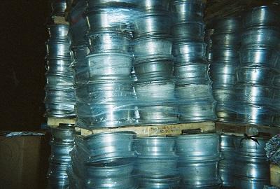 Aluminium Scraps Rims 1