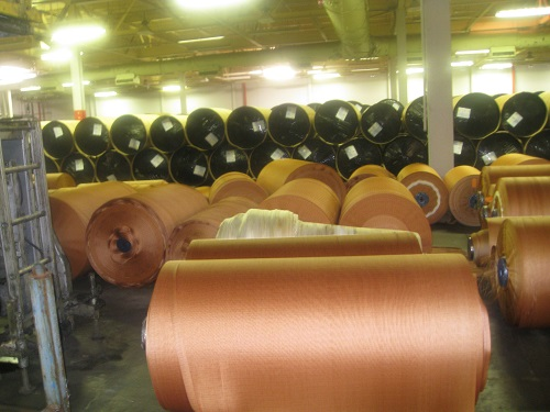 Tire Cord Fabrics Treated Rolls 1